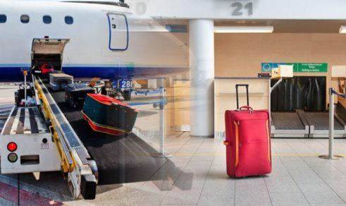Khu ký gửi hành lý ký gửi tại sân bay